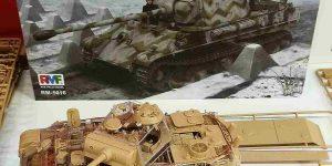 Panther Ausf. G in 1:35 von Rye Field Model