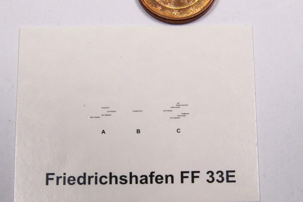 Techmod_Friedrichshafen_FF33e_23 Friedrichshafen FF33e - Techmod 1/48