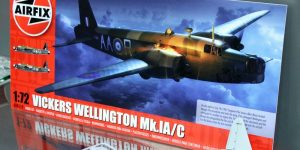 Airfix Vickers Wellington Mk.IA/C in 1:72