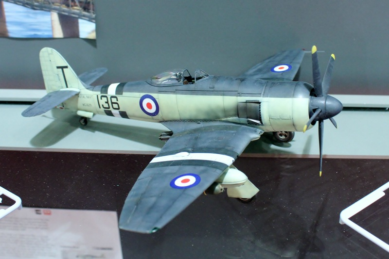 tiny_IMG_2739 Airfix Hawker Sea Fury FB.11 in 1:48