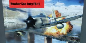 Airfix Hawker Sea Fury FB.11 in 1:48