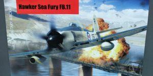 Airfix Hawker Sea Fury FB.11 in 1:48