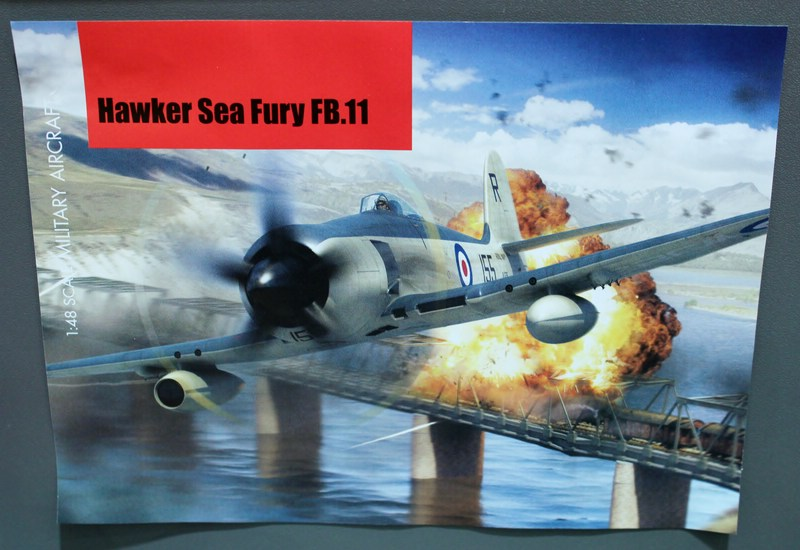 tiny_IMG_2740 Airfix Hawker Sea Fury FB.11 in 1:48