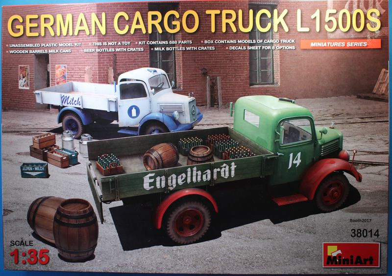 tiny_IMG_2743 German Cargo Truck L1500S in 1:35 von Miniart
