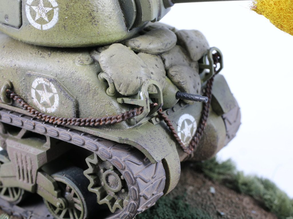 11-1024x768 World War Toons Sherman U.S. Medium Tank M4A1 Meng Model (#WWT-002)