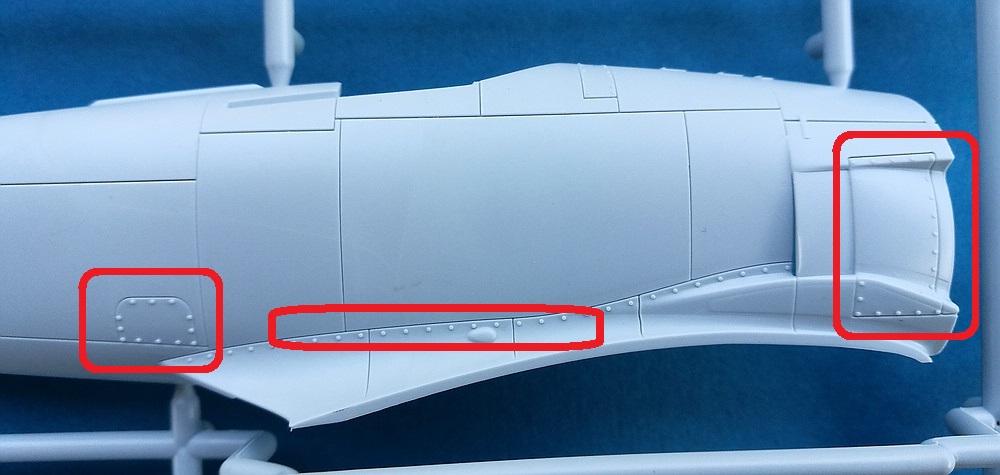 Airfix-A06105-Hawker-Sea-Fury-FB-29 Hawker Sea Fury FB.11 in 1:48 von Airfix A06105