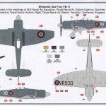 Airfix-A06105-Hawker-Sea-Fury-FB-4-150x150 Hawker Sea Fury FB.11 in 1:48 von Airfix A06105