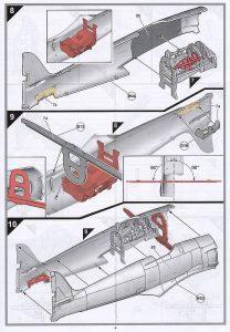 Airfix-A06105-Hawker-Sea-Fury-FB-62-208x300 Airfix A06105 Hawker Sea Fury FB (62)