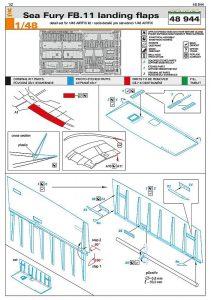 Eduard-48944-Sea-Fury-FB.11-Landing-Flaps-4-211x300 Eduard 48944 Sea Fury FB.11 Landing Flaps (4)