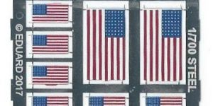 US Ensign Flag World War II von Eduard 53203