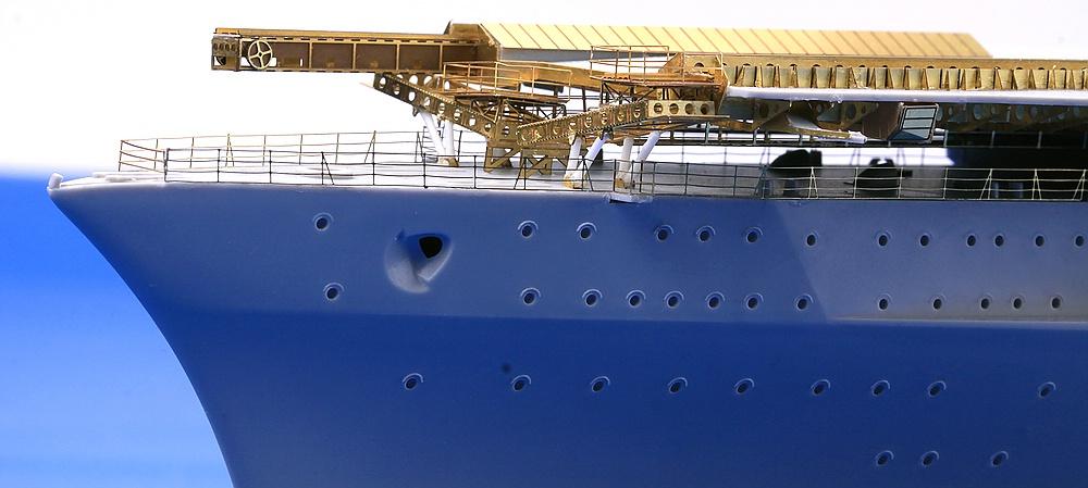 Eduard-53204-Graf-Zeppelin-Part-I Details für die Graf Zeppelin in 1:350 von Eduard 53204 und 53205