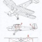 ICM-32030-Bücker-Bü-131D-45-150x150 Bücker Bü 131D im Maßstab 1:32 von ICM 32030