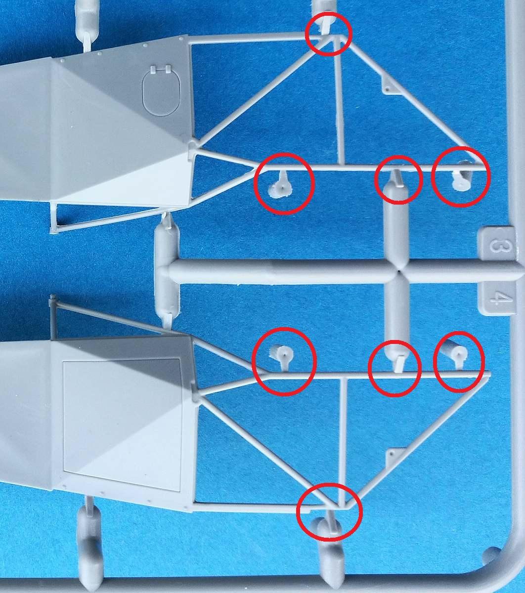 MiniArt-41001-Fl-282-V6-Kolibri-Angüsse Flettner Fl 282 V-6 Kolibri im Maßstab 1:35 von MiniArt 41001