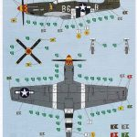 Revell-03944-P-51D-5-NA-Mustang-early-version-90-150x150 P-51D Mustang (early version) im Maßstab 1:32 von Revell 03944