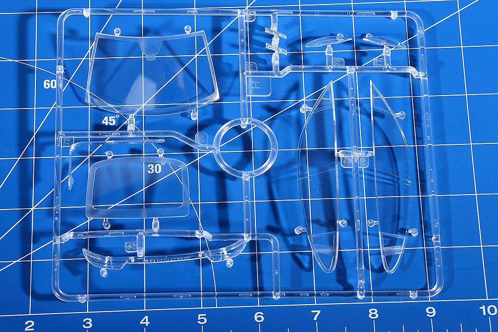 Revell-07034-Porsche-Panamera-Turbo-14 Porsche Panamera Turbo in 1:24 Revell 07034