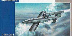 Fiseler Fi 103A-1 / Re-4 Reichenberg (bemannte V1) von Special Hobby SH 48190