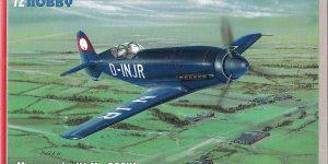 Messerschmitt Me 209 V1 im Maßstab 1:72 von Special Hobby SH 72138