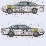 BelKits-BEL-008-OPEL-Manta-Gr-B-Tour-de-Corse-84-40-150x150 Opel Manta 400 Gr. B Tour de Corse 1984 in 1:24 von BelKits BEL-008