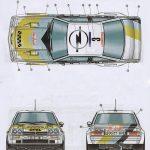 BelKits-BEL-008-OPEL-Manta-Gr-B-Tour-de-Corse-84-42-150x150 Opel Manta 400 Gr. B Tour de Corse 1984 in 1:24 von BelKits BEL-008