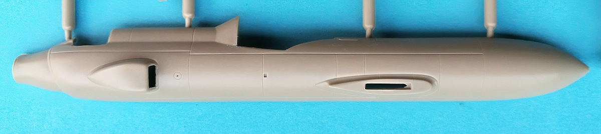 Brengun-BRP-48002-Ohka-Modell-22-8 Yokosuka MXY-7 Ohka Model 22 im Mastab 1:48 von Brengun BRP 48002