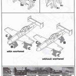 Brengun-BRP-72027-Ohka-Model-11-Bauplan-2-150x150 Yokosuka MXY 7 Ohka Modell 11 im Maßstab 1:72 von Brengun BRP 72027