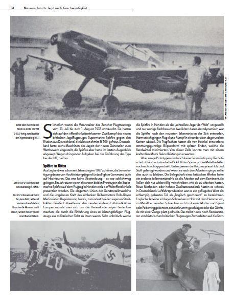 Messerschmitt-Me-209-FR-X-Artikel-4 26. April 1939 - absoluter Geschwindigkeitsweltrekord für Me 209 V1