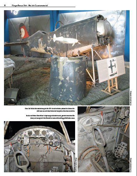 Messerschmitt-Me-209-FR-X-Bonus 26. April 1939 - absoluter Geschwindigkeitsweltrekord für Me 209 V1