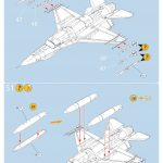 Revell-03905-F-16-MLU-100-Jahre-Florennes-13-150x150 F-16 MLU 100th anniversary 1st Squadron, Florennes in 1:72 von Revell 03905