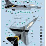 Revell-03905-F-16-MLU-100-Jahre-Florennes-14-150x150 F-16 MLU 100th anniversary 1st Squadron, Florennes in 1:72 von Revell 03905