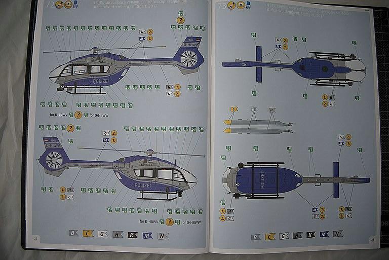 Revell-04980-H-145-Polizei-22 Airbus Helicopters H 145 Polizei im Maßstab 1:32 von Revell 04980