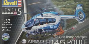 Airbus Helicopters H 145 Polizei im Maßstab 1:32 von Revell 04980