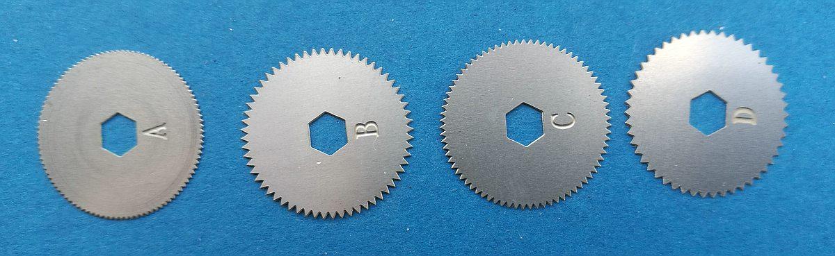 Revell-39076-Rivetmaker-4 Nieten-Gravier-Werkzeug (Rivetmaker) von Revell 39076