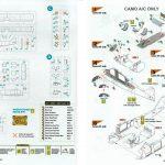 Special-Hobby-72327-Dornier-Do-27-Bauanleitung-1-150x150 Dornier Do 27 / Casa C-127 im Maßstab 1:72 von Special Hobby SH 72327