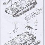 Trumpeter-07150-Soviet-T-28-Medium-Tank-Welded-5-150x150 Soviet T-28 Medium Tank (Welded) Trumpeter 07150