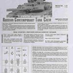"""Zvezda-3684-Russian-Tank-Crew-mit-Cowboy-5-150x150 Moderne russische Panzerbesatzung mit Schutzanzug """"Cowboy"""" in 1:35 von Zvezda 3684"""
