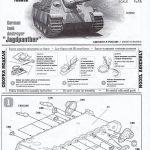 Zvezda-5042-Jagdpanther-3-150x150 German Tank Destroyer Jagdpanther im Maßstab 1:72 Zvezda # 5042