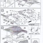 Zvezda-5042-Jagdpanther-9-150x150 German Tank Destroyer Jagdpanther im Maßstab 1:72 Zvezda # 5042