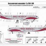 Zvezda-7023-Tupolev-Tu-204-100-18-150x150 Tupolev Tu 204-100 im Maßstab 1:144 von Zvezda 7023