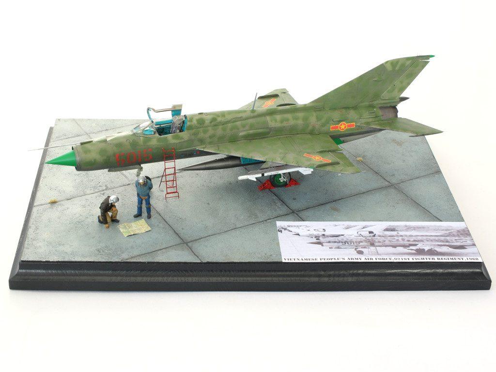 "04-1-1024x768 Build Review MiG-21PFM Eduard ""Sound of Silence"" 1:48 (#11101)"