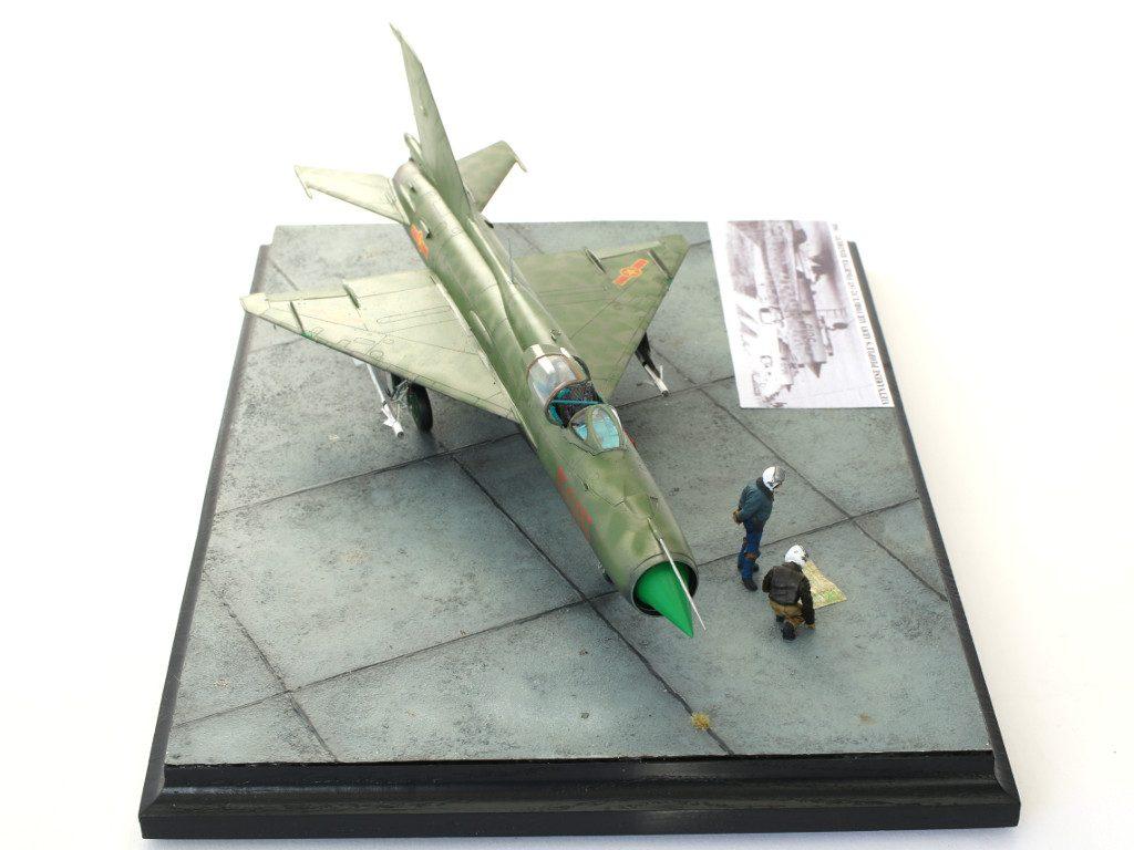 "05-1-1024x768 Build Review MiG-21PFM Eduard ""Sound of Silence"" 1:48 (#11101)"