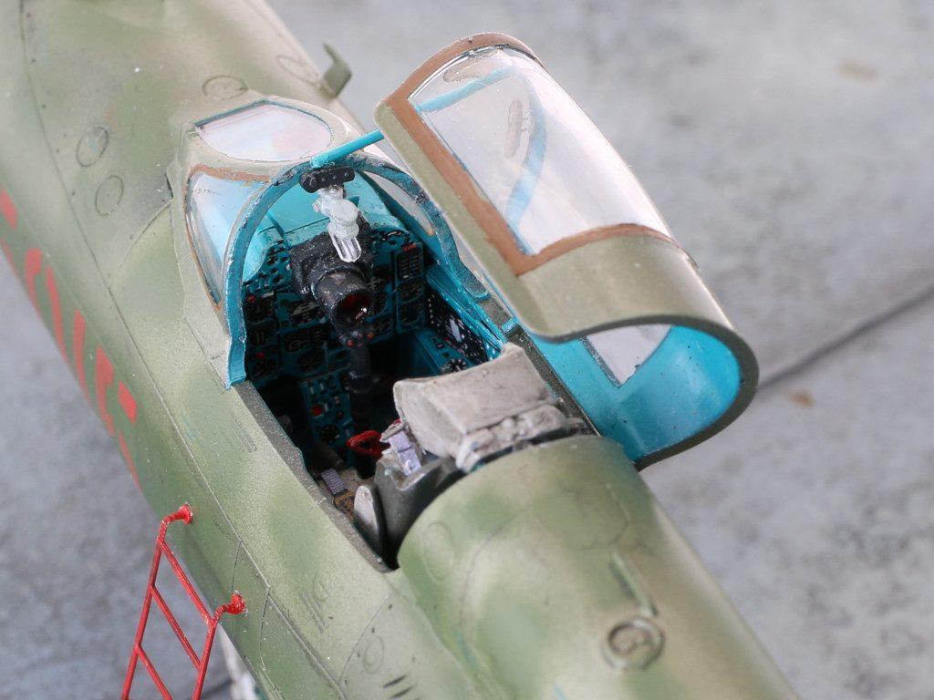"10-1-1024x768 Build Review MiG-21PFM Eduard ""Sound of Silence"" 1:48 (#11101)"