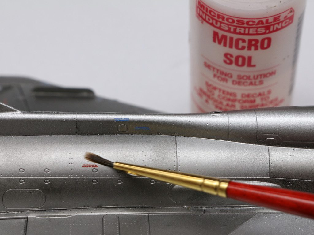 "14-1024x768 Build Review MiG-21PFM Eduard ""Sound of Silence"" 1:48 (#11101)"