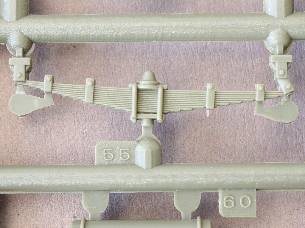 A-1-3-1024x768 M109A3 2.5-Ton 6×6 Shop Van 1:35 AFV Club (#AF35304)