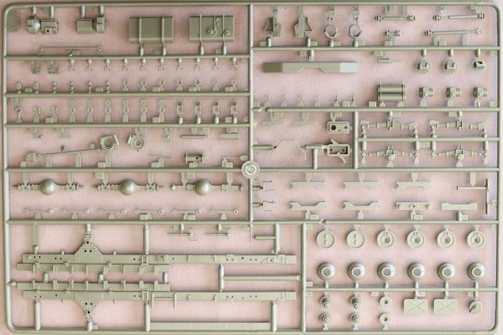 A-12 M109A3 2.5-Ton 6×6 Shop Van 1:35 AFV Club (#AF35304)
