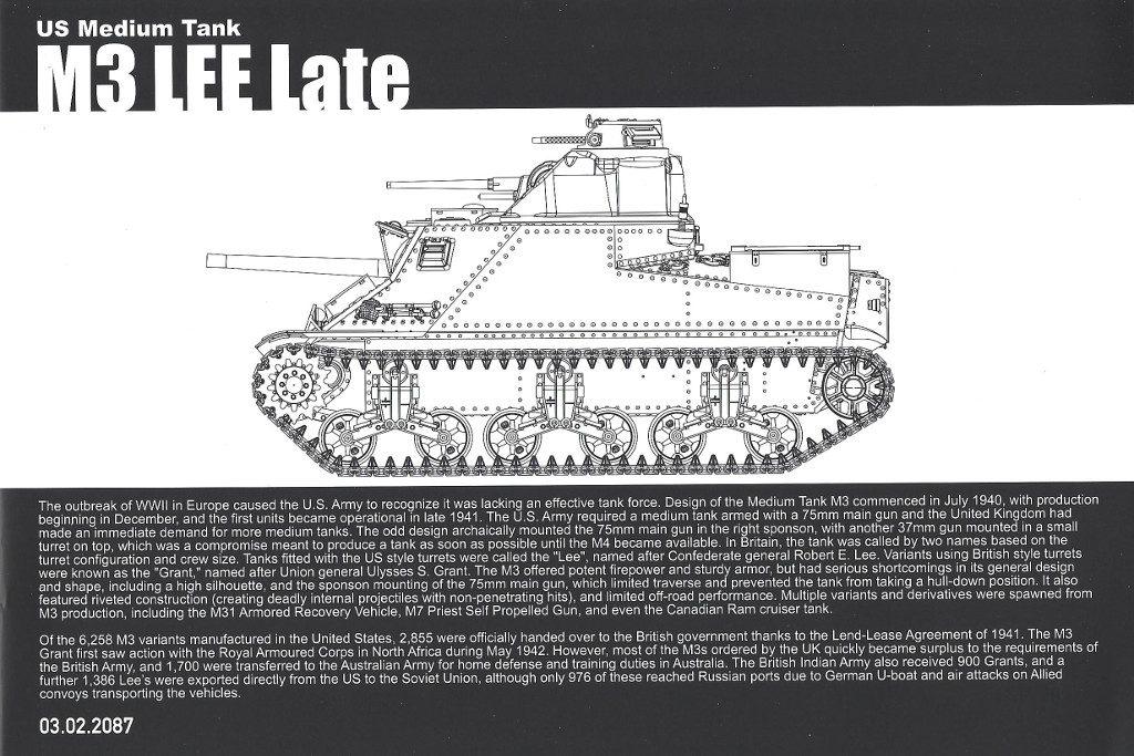 Anleitung01-3-1024x683 US Medium Tank M3 Lee Late 1:35 Takom (2087)