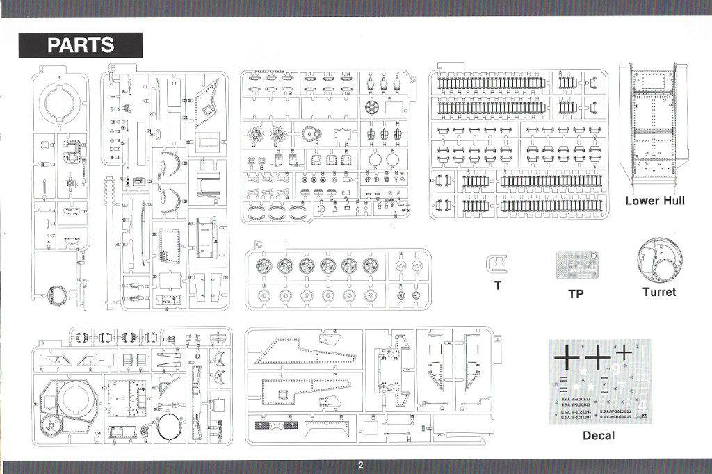 Anleitung03-3-1024x682 US Medium Tank M3 Lee Late 1:35 Takom (2087)