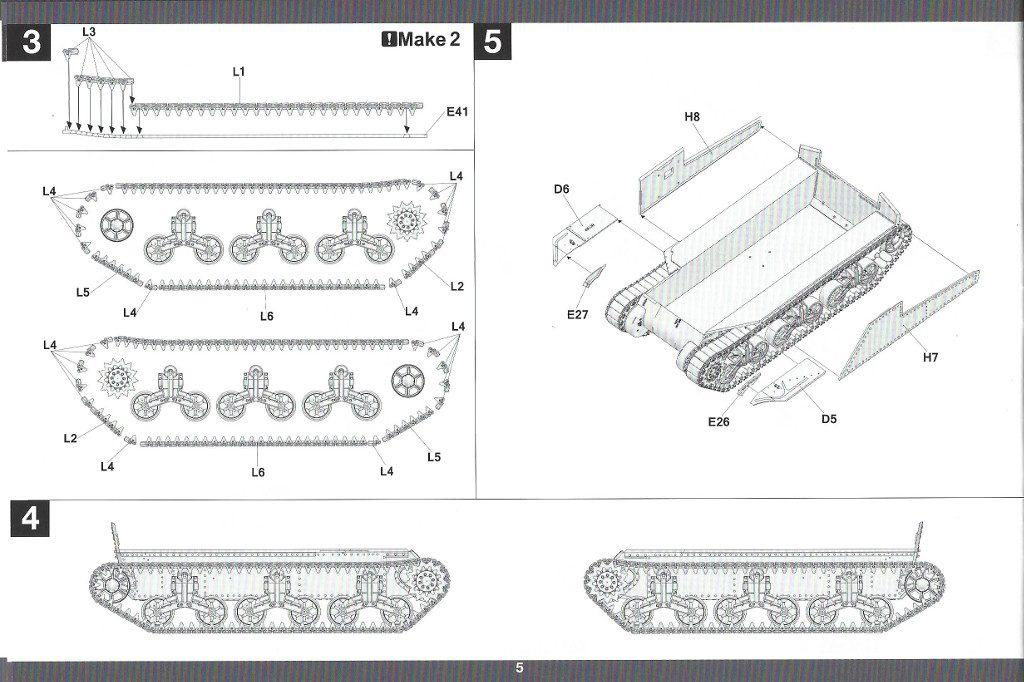 Anleitung06-3-1024x682 US Medium Tank M3 Lee Late 1:35 Takom (2087)