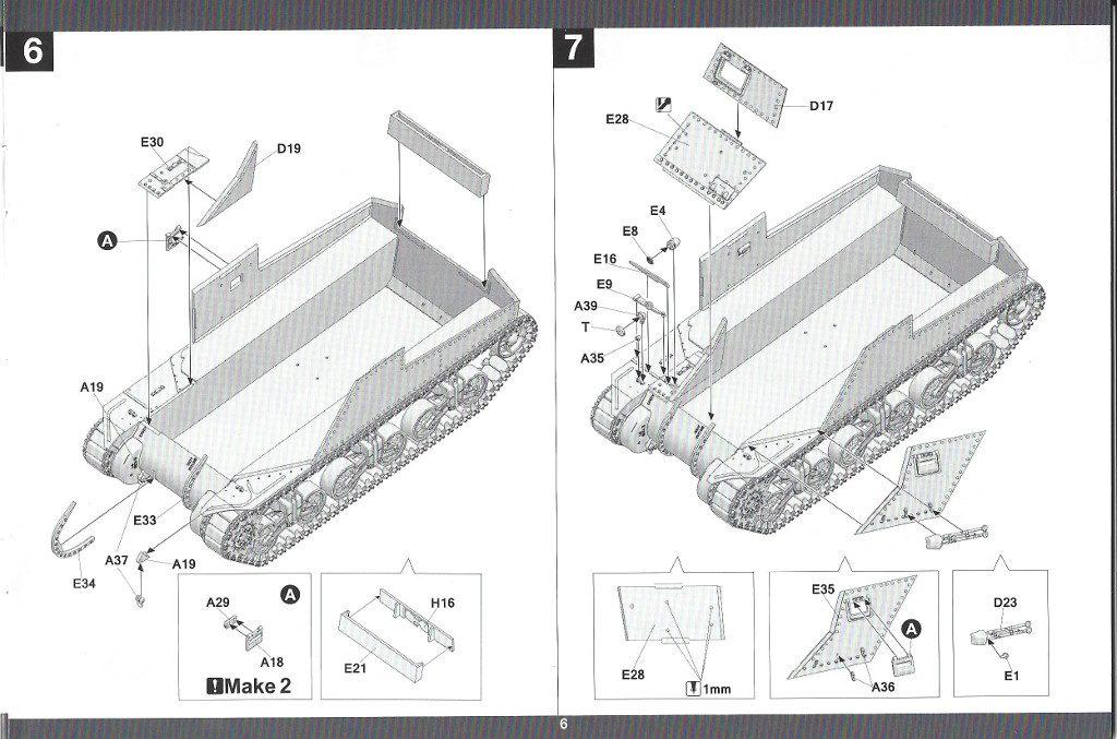 Anleitung07-3-1024x677 US Medium Tank M3 Lee Late 1:35 Takom (2087)