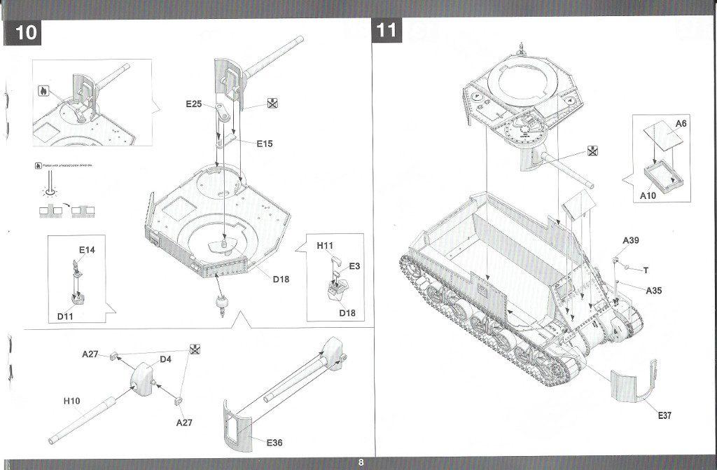 Anleitung09-2-1024x671 US Medium Tank M3 Lee Late 1:35 Takom (2087)