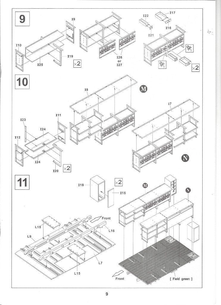 Anleitung09-3-743x1024 M109A3 2.5-Ton 6×6 Shop Van 1:35 AFV Club (#AF35304)